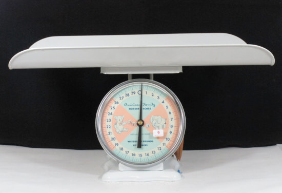 American Family Baby Scale, Appears New