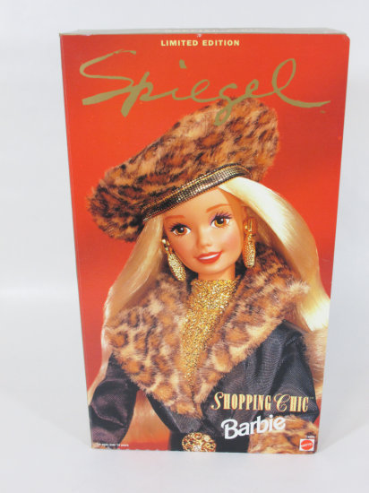 Shopping Chic Barbie, new in box