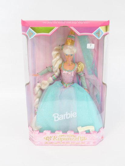 Barbie as Rapunzel, new in box