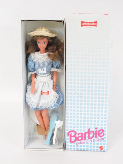 Little Debbie Barbie, new in box