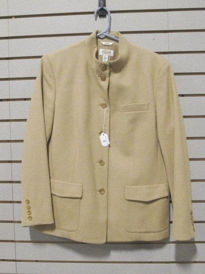 Talbots Women's Camel Hair Jacket