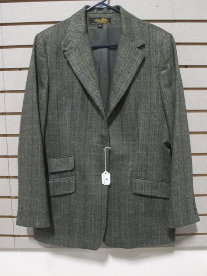 Brooks Brothers Women's Wool Blazer