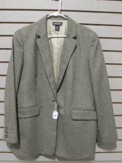 Land's End Women's Wool/Cashmere Blazer