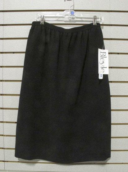 Bleyle Women's Black Polyester Skirt, New w/ Tags