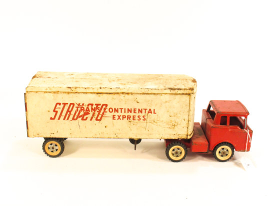 Structo Trans Continental Express Truck