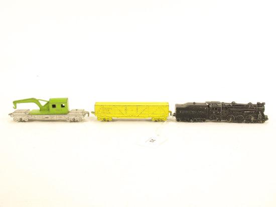 Criterion Cast Metal Miniature Train