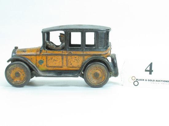"8"" Arcade Cast Iron Touring Car"