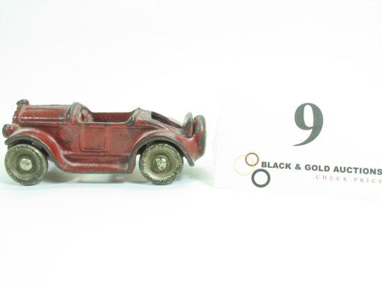 "4-1/8"" Kilgore Cast Iron Roadster"
