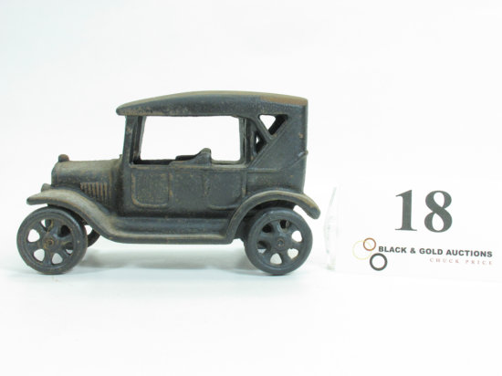 "6"" Cast Iron Ford Model T-JM 135"