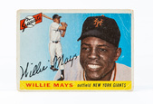 Sports Cards Collection, 1950's - 60's
