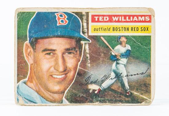 1956 Topps #5 Ted Williams (HOF)