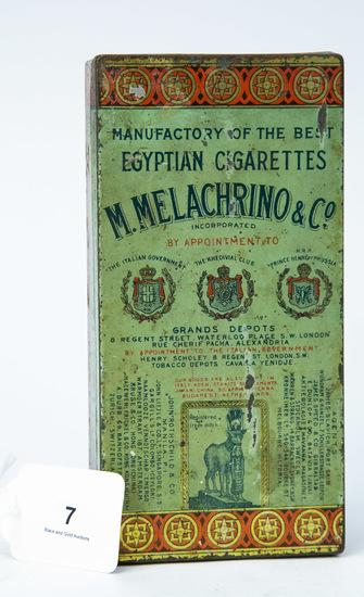 M. Melachrino & Co. Egyptian Cigarettes