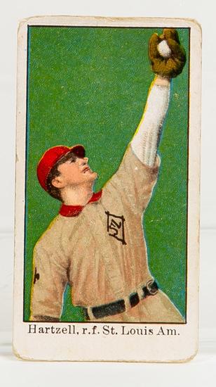 1909-11 E90-1 American Caramel Roy Hartzell