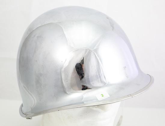 US Army M1 Fixed Bail Helmet