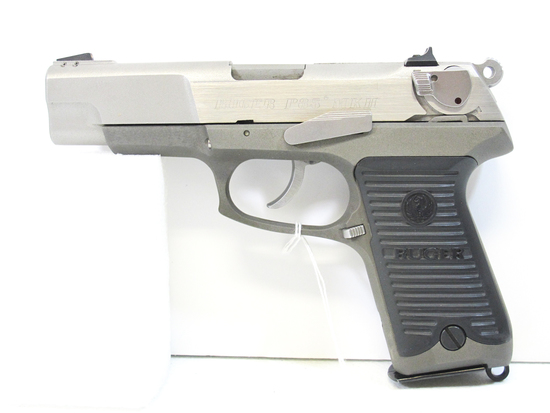 Ruger P85 MKII 9 MM Pistol