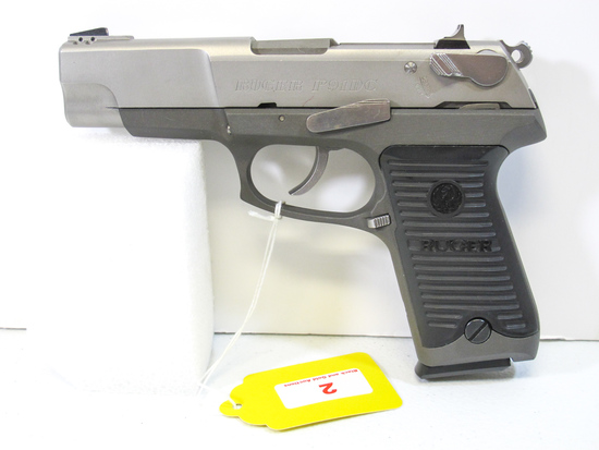 Ruger P91DC 40 Automatic Pistol