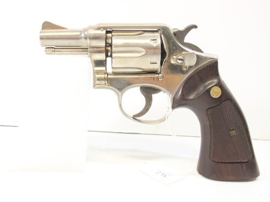 Smith and Wesson Model 10 Six Shot Revolver