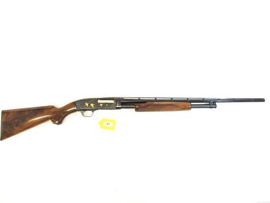 Browning Model 42 410 Pump Shotgun