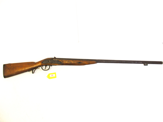 Early Rifle Musket Wall Hanger