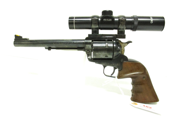 Small Online Firearms Auction