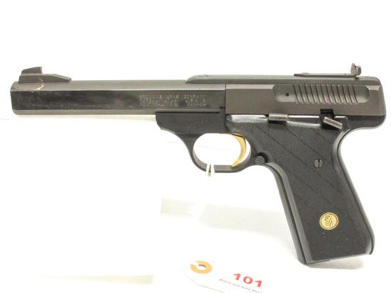 Browning 22 Long Rifle Buck Mark Pistol