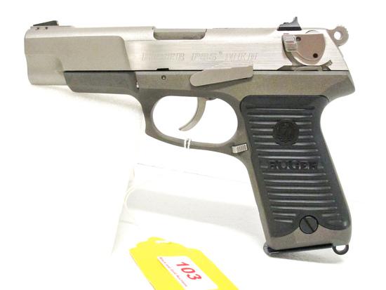Ruger P 85MK29 MM Pistol
