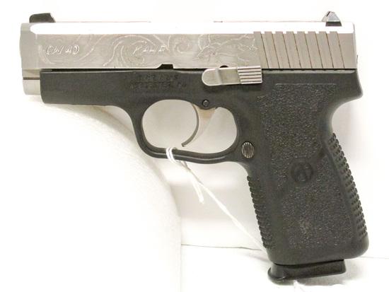 Kahr CZ 40 Semi Auto Pistol