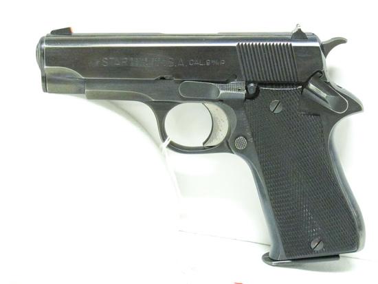 Star Model BM 9 MM Semi Auto Pistol
