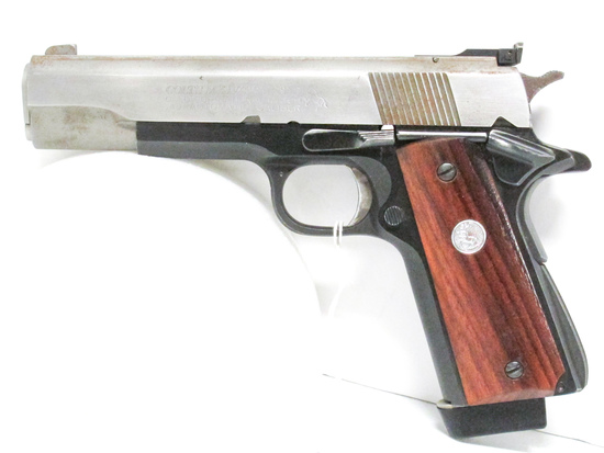 Colt MKIV/Series 70 Gold Cup National Match