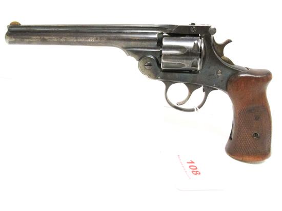 H & R 22 Special Seven Shot Revolver