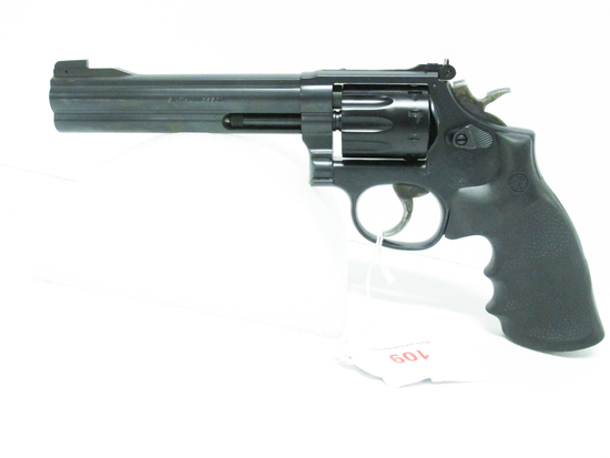 Smith And Wesson 17-8 Ten Shot Revolver