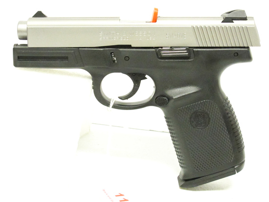 Smith and Wesson SW40VE Pistol