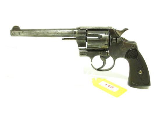 Colt Army Special 32-20 WCF