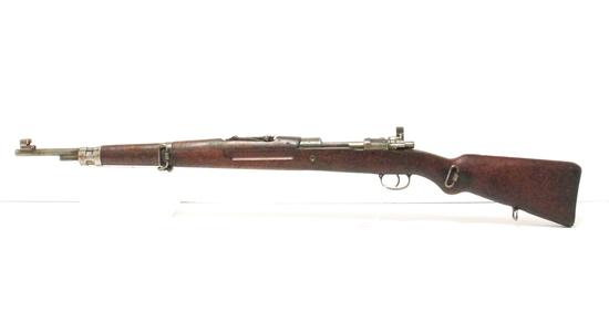 Czech VZ24 Mauser Rifle