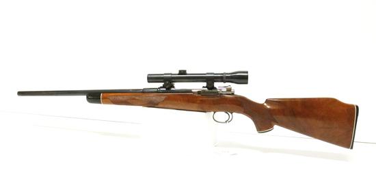 Carl Gustads Swedish Mauser, 6.5 x 55
