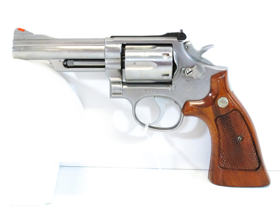 MSHP Smith and Wesson 357 Magnum