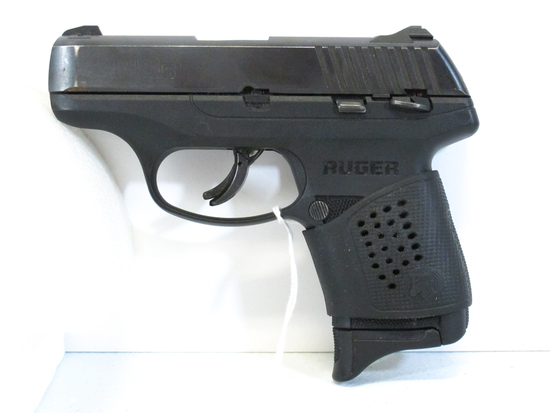 Ruger LC9s Compact 9mm Pistol