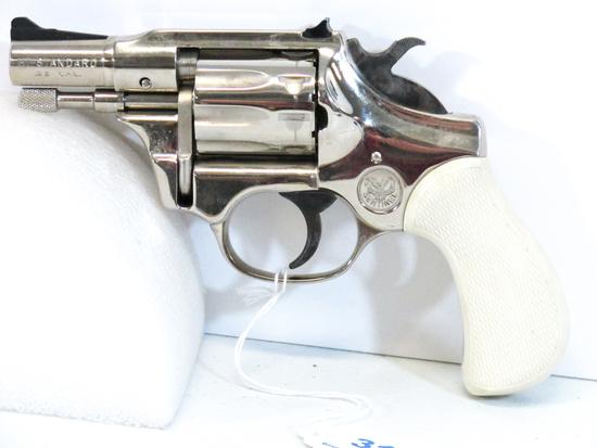 Hi-Standard Sentinel 22 Revolver