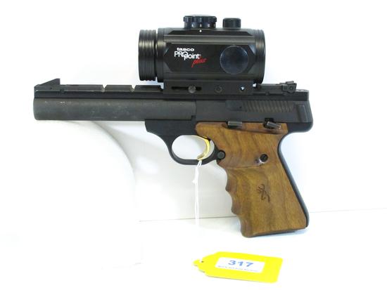 Browning Buck Mark 22 Pistol