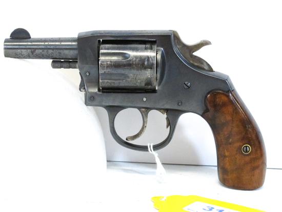 Iver Johnson Sealed Eight 22 Revolver