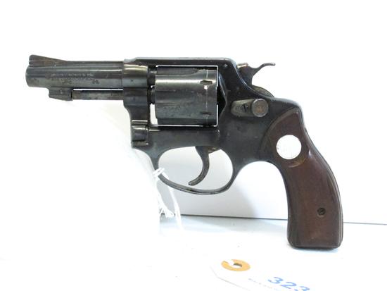Rossi Model 43 Compact 22 Revolver