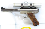 Ruger Mark II Target 22 Long Rifle