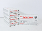 5 Boxes Winchester 5.56mm Ammo