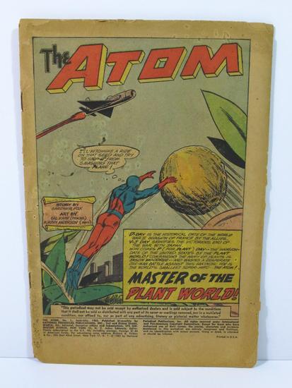 The Atom # 1