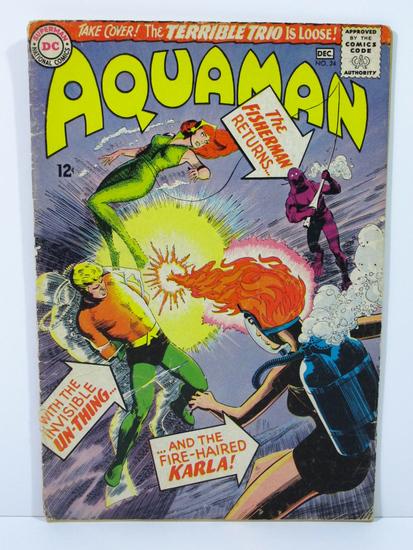 Aquaman # 24