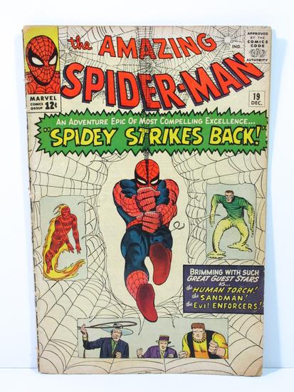 The Amazing Spiderman # 19