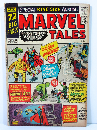 Marvel Tales Special