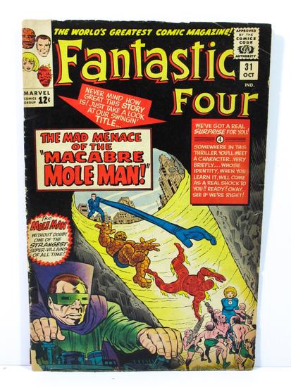 Fantastic Four # 31