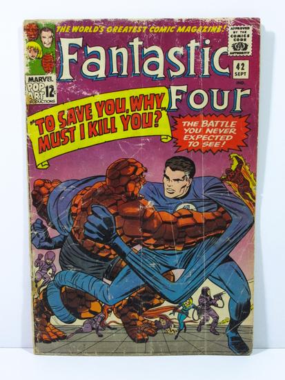 Fantastic Four # 42