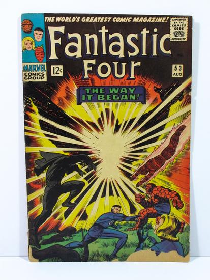 Fantastic Four # 53